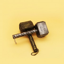 Hammer of Marvel Thor Shaped Beer Bottle Opener Wine Corkscrew Beverage Wrench Jar Openers Pub Bar Gifts
