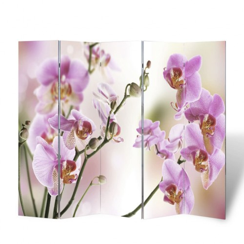 Room Divider Print 200 x 180 Flower