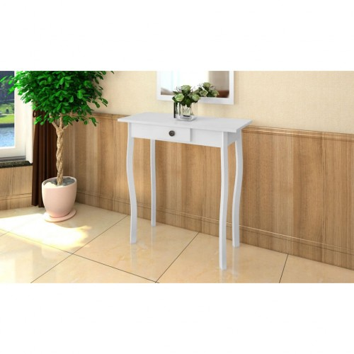 Cottage Style Table White