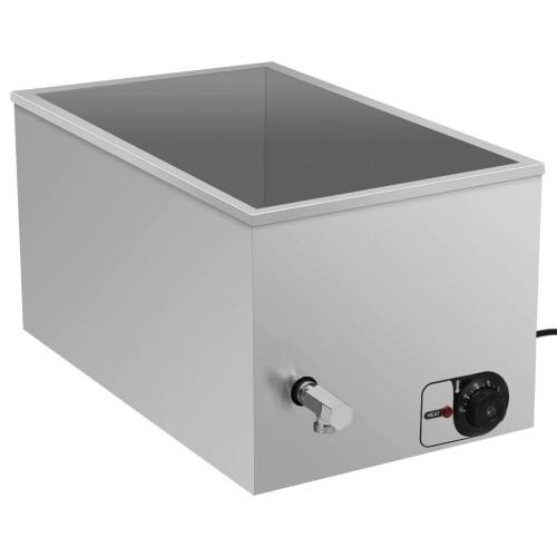 Bain Marie food warmer stainless steel 1500W